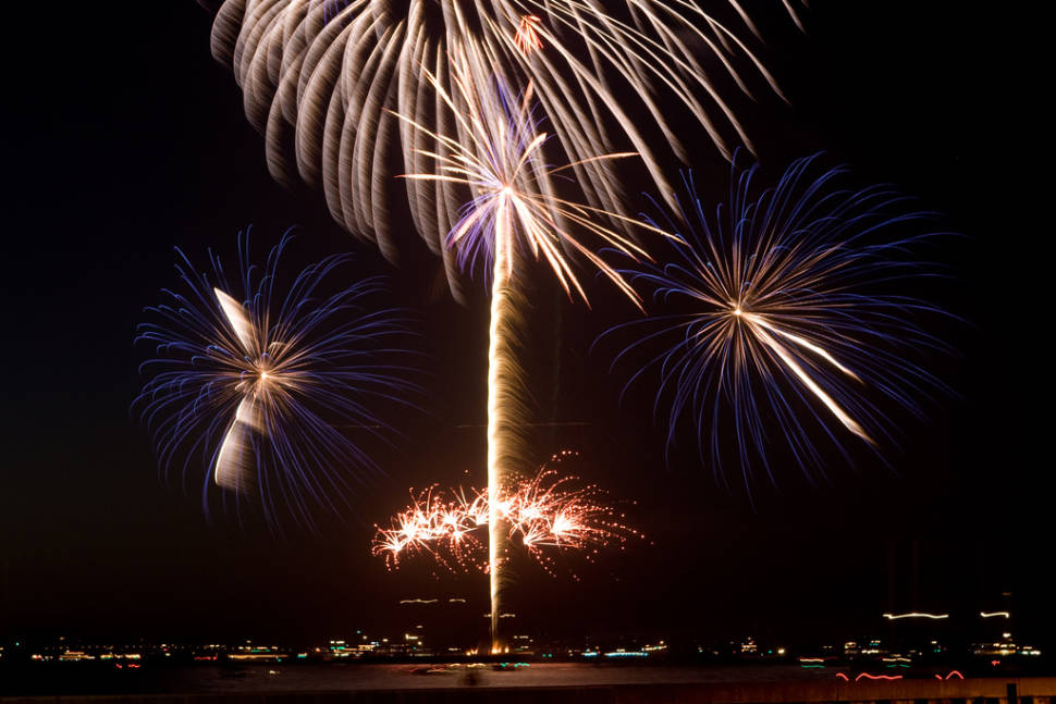 where to watch july 4th fireworks in san francisco