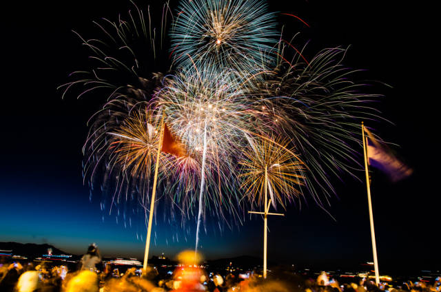 4th of July Weekend Events & Fireworks in San Francisco - Best Time