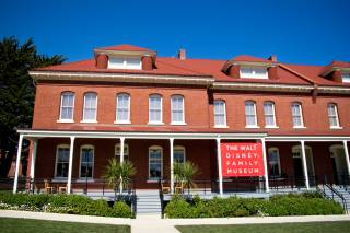 Walt Disney Family Museum Free Day