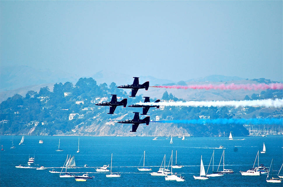 Fleet Week in San Francisco - Best Season
