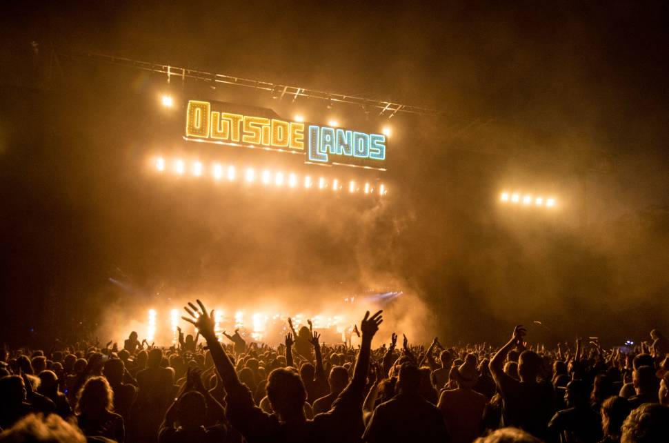 Best time for Outside Lands Music and Art Festival in San Francisco