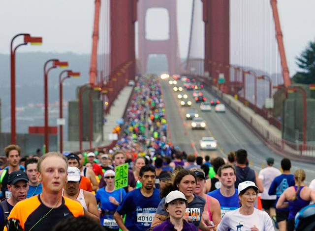 San Francisco Marathon in San Francisco - Best Season