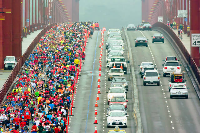 San Francisco Marathon in San Francisco - Best Time