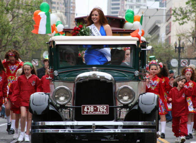 St. Patrick's Day Parade in San Francisco - Best Season