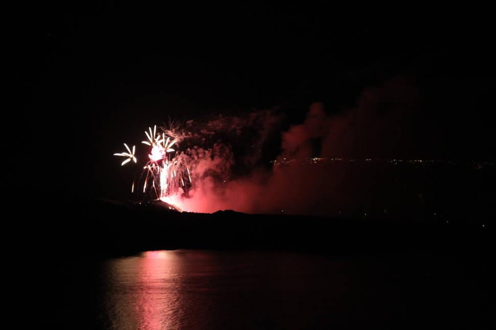 Ifestia Festival in Santorini - Best Season