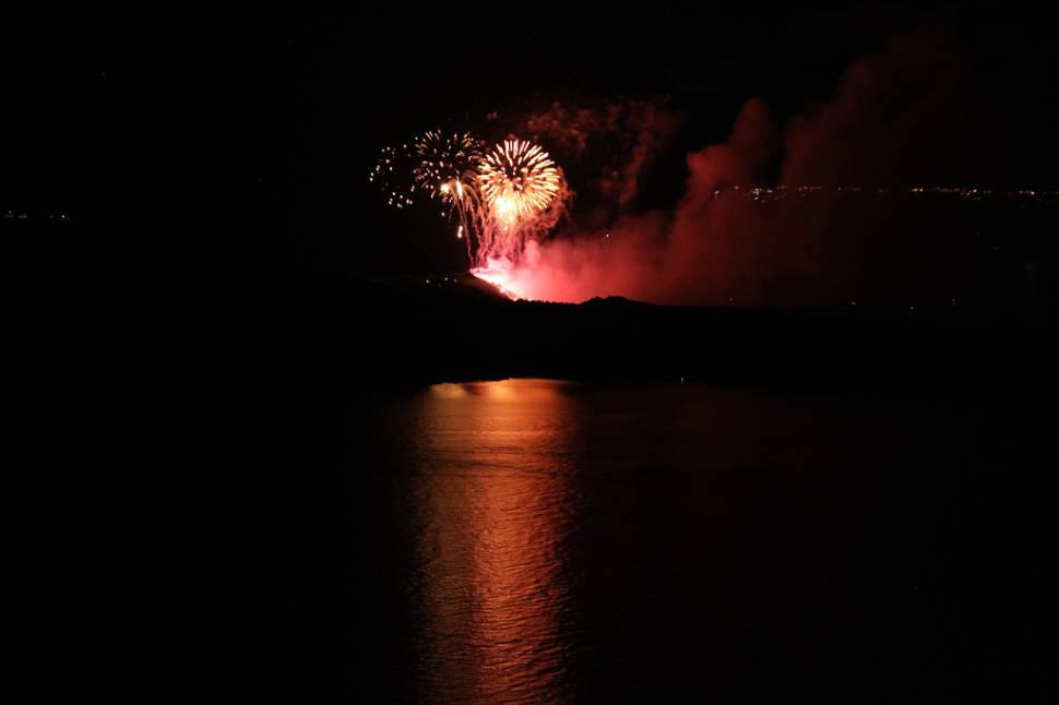 Ifestia Festival in Santorini - Best Time
