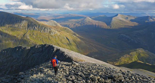 Ben Nevis in Scotland - Best Time
