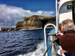 Cruise to Staffa