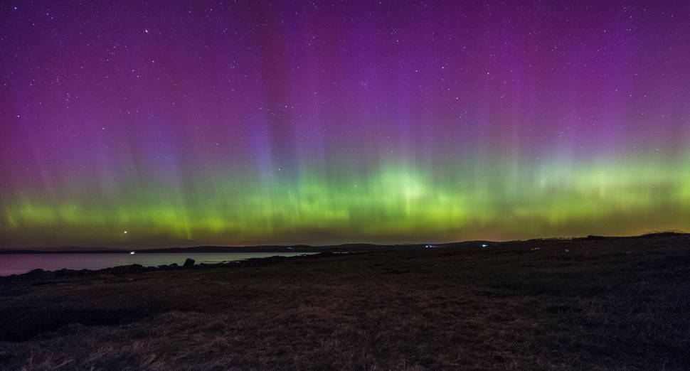 Northern Lights in Scotland - Best Time