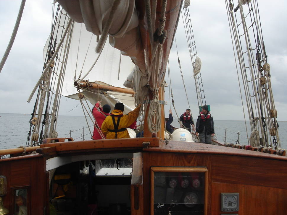 Sailing around the Small Isles in Scotland - Best Season