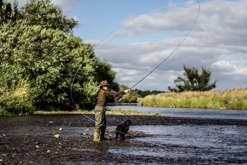Best time for Salmon and Sea Trout in Scotland
