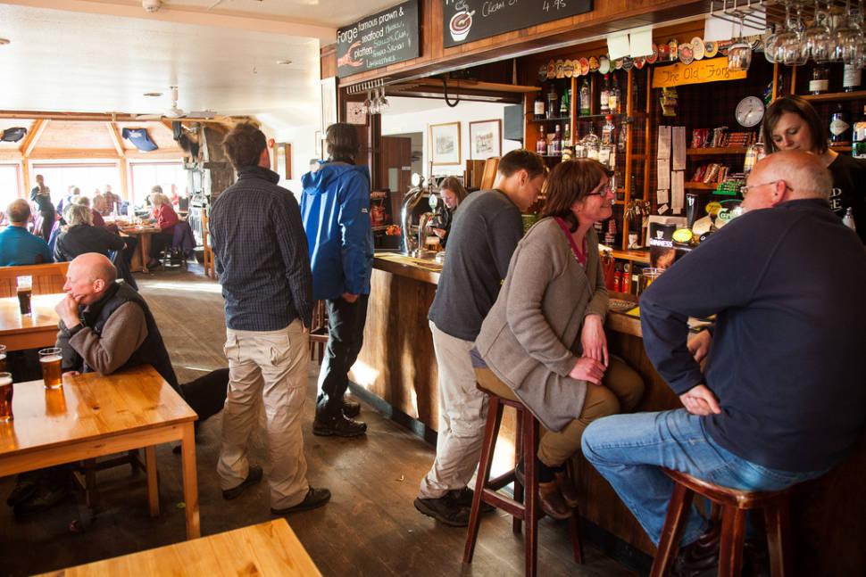 Scotland's Most Remote Pub in Scotland - Best Time