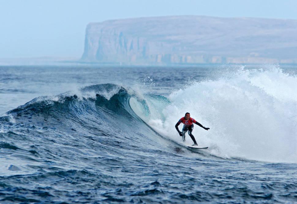 Surfing in Scotland - Best Time
