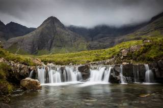 Fairy Pools of the Isle of Skye