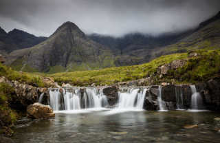 Fairy Pools of the Isle of Skye
