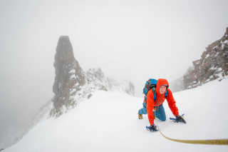 Winter Mountaineering and Ice Climbing