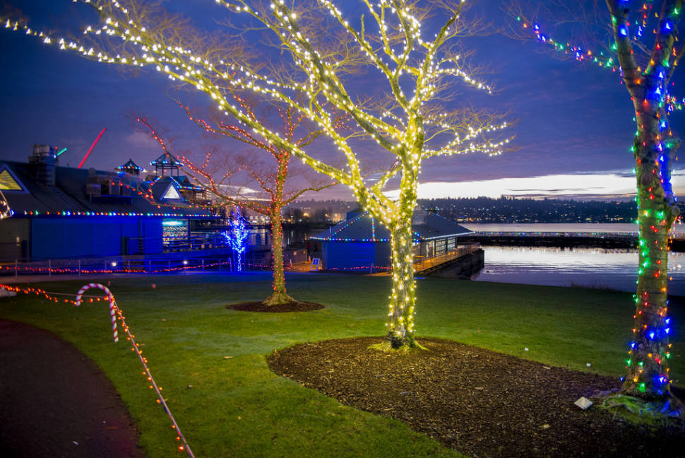 Christmas Lights 2018 2019 In Seattle Dates Amp Map