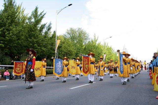 Hanseong Baekje Cultural Festival in Seoul - Best Season