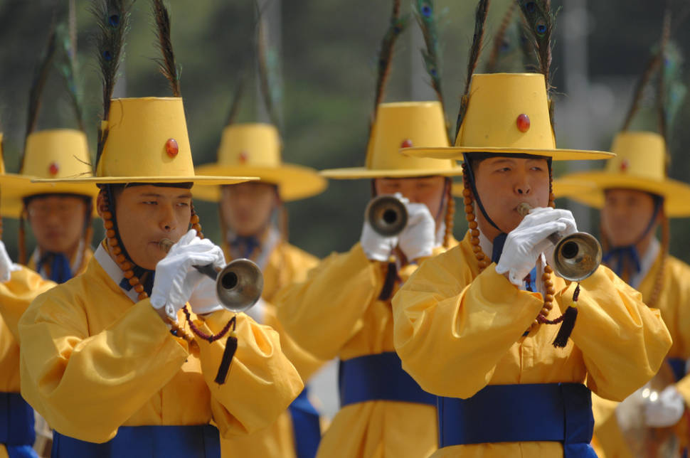 Honour Guard Ceremony in Seoul - Best Time