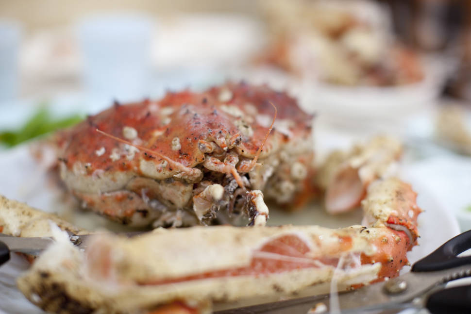 Best time for King Crab in Seoul
