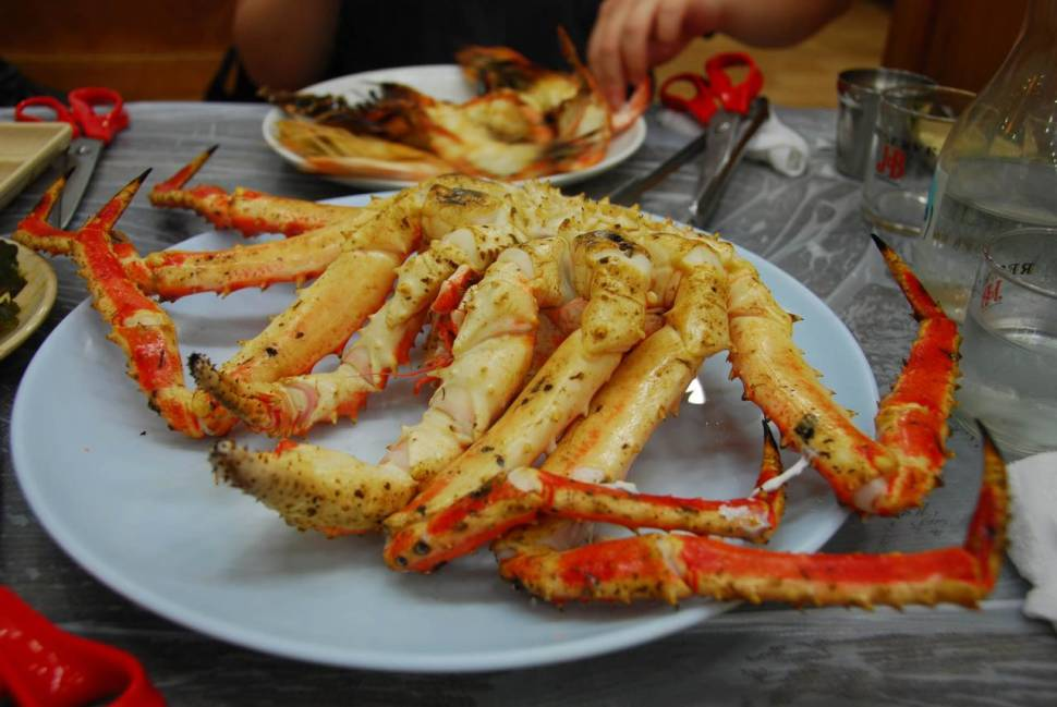 King Crab in Seoul - Best Time