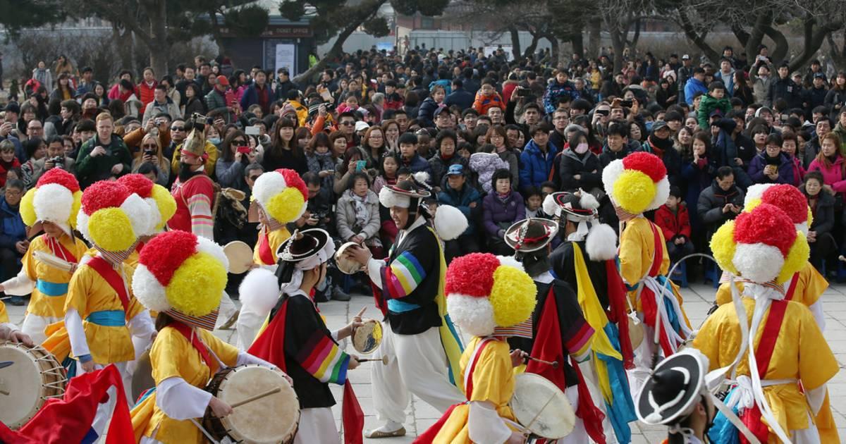 Lunar New Year in Seoul - Best Time