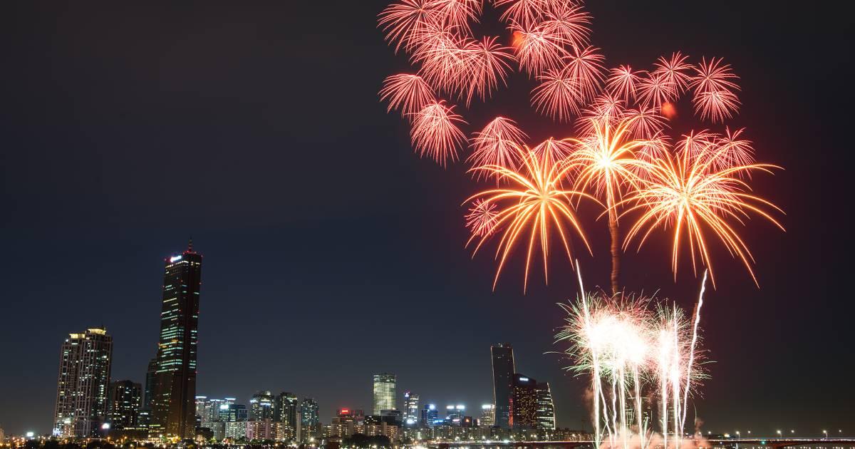 Seoul International Fireworks Festival in Seoul - Best Time