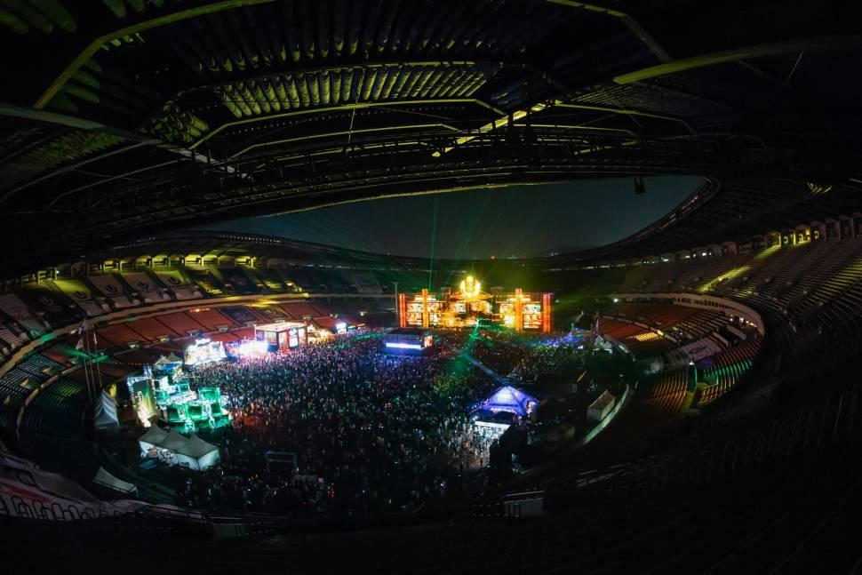 Best time for Ultra Korea in Seoul
