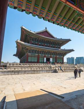Best time to visit Seoul