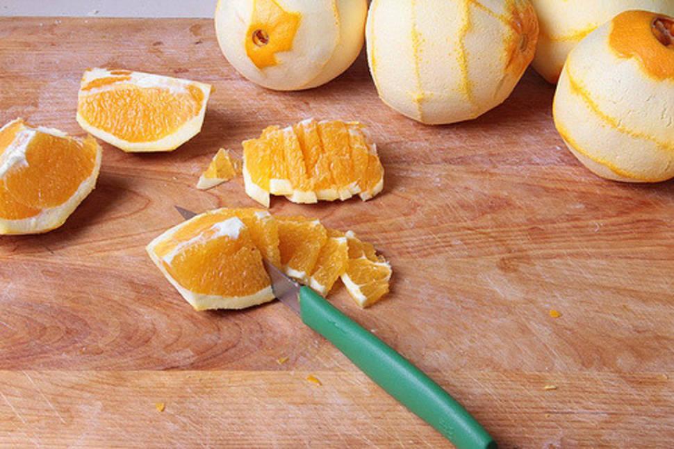 Orange Marmalade in Seville - Best Season