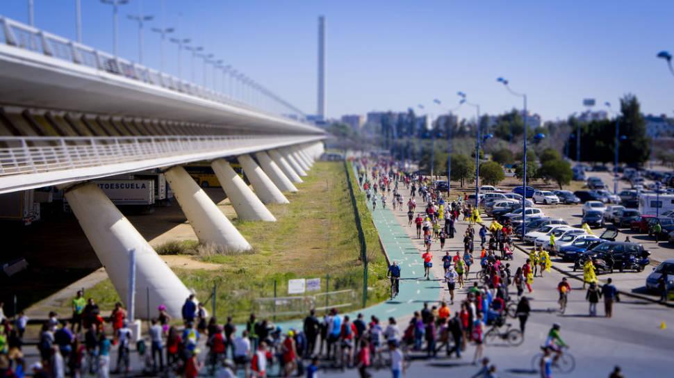 Seville Marathon (Zurich Maraton de Sevilla) in Seville - Best Time