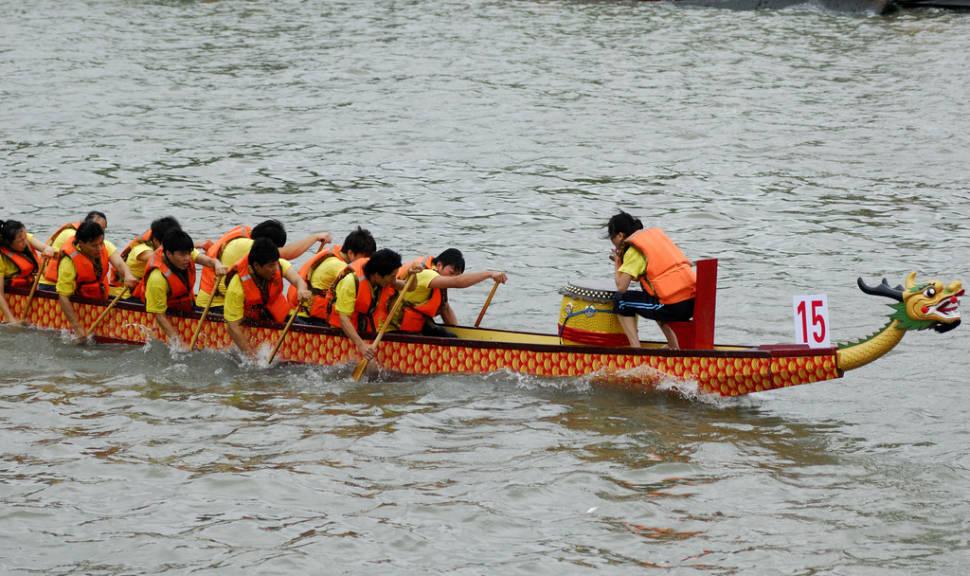 Dragon Boat Festival in Shanghai - Best Season