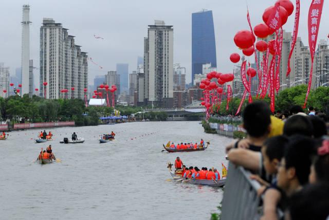 Best time for Dragon Boat Festival