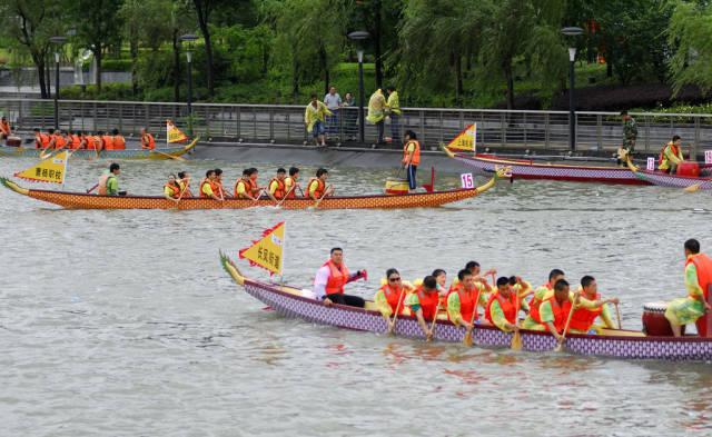 Best time for Dragon Boat Festival in Shanghai