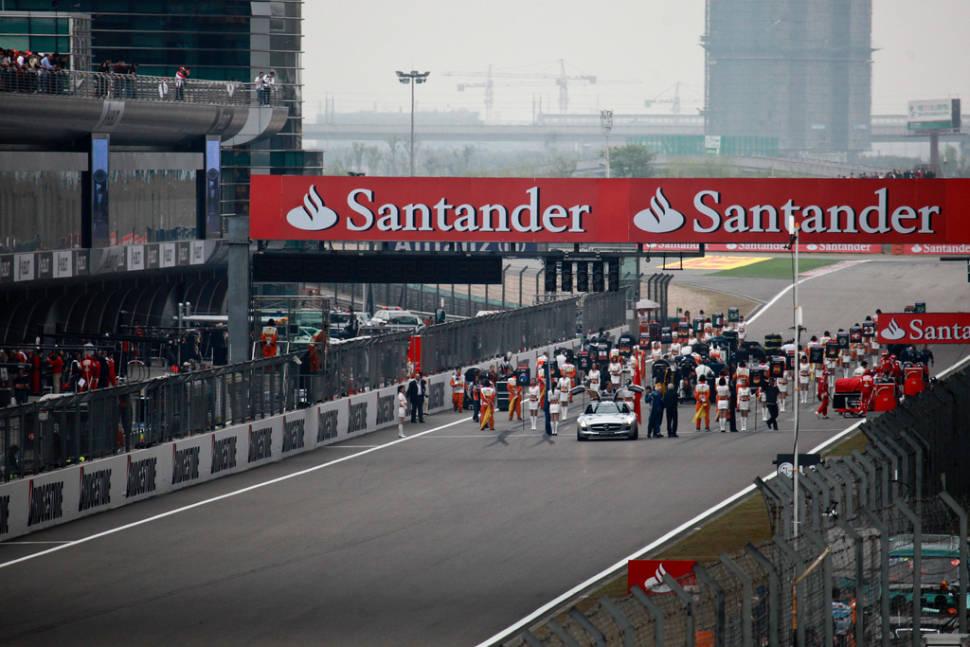 Formula 1 in Shanghai - Best Season