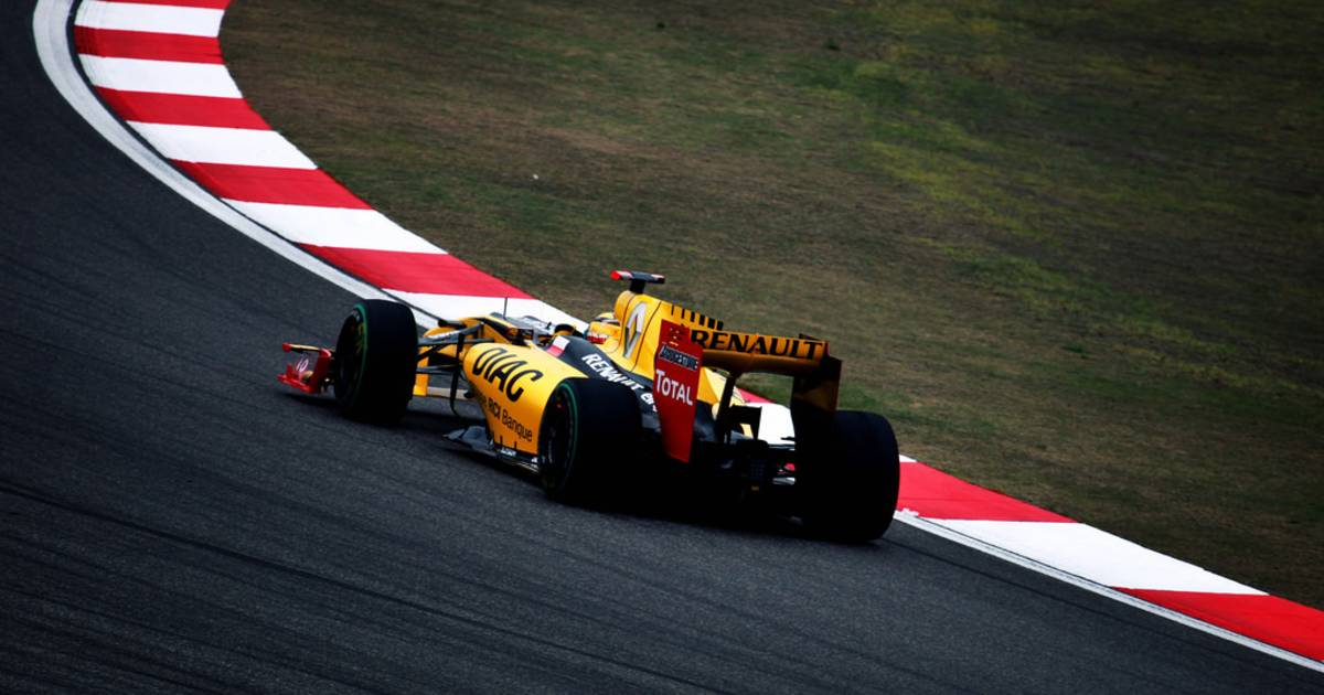 Formula 1 in Shanghai - Best Time