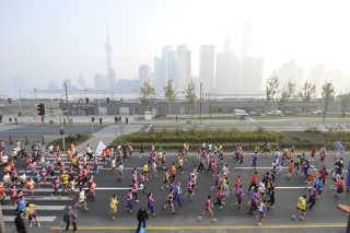Shanghai International Marathon