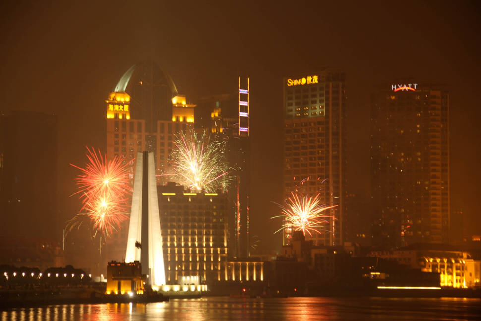 Spring Festival or Chinese New Year in Shanghai - Best Season