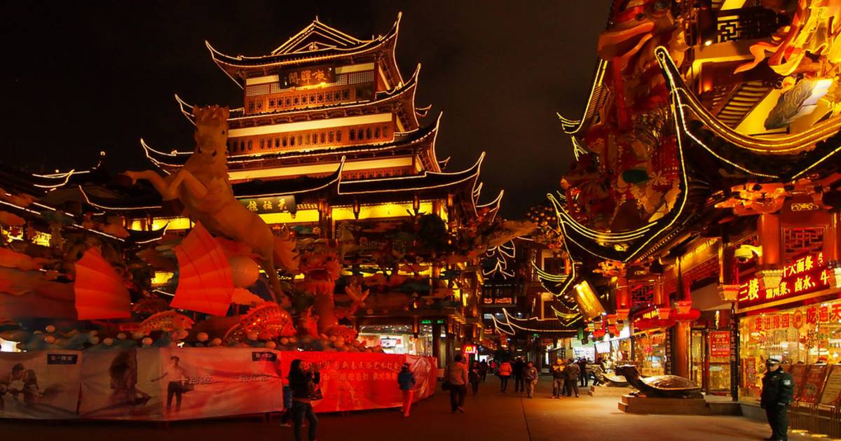 Spring Festival or Chinese New Year in Shanghai - Best Time