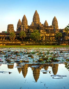 Best time to visit Siem Reap and Angkor Wat
