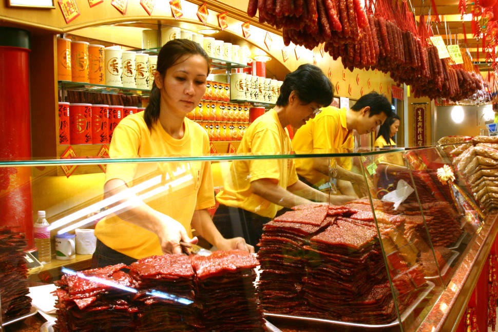 Bak Kwa in Singapore - Best Season