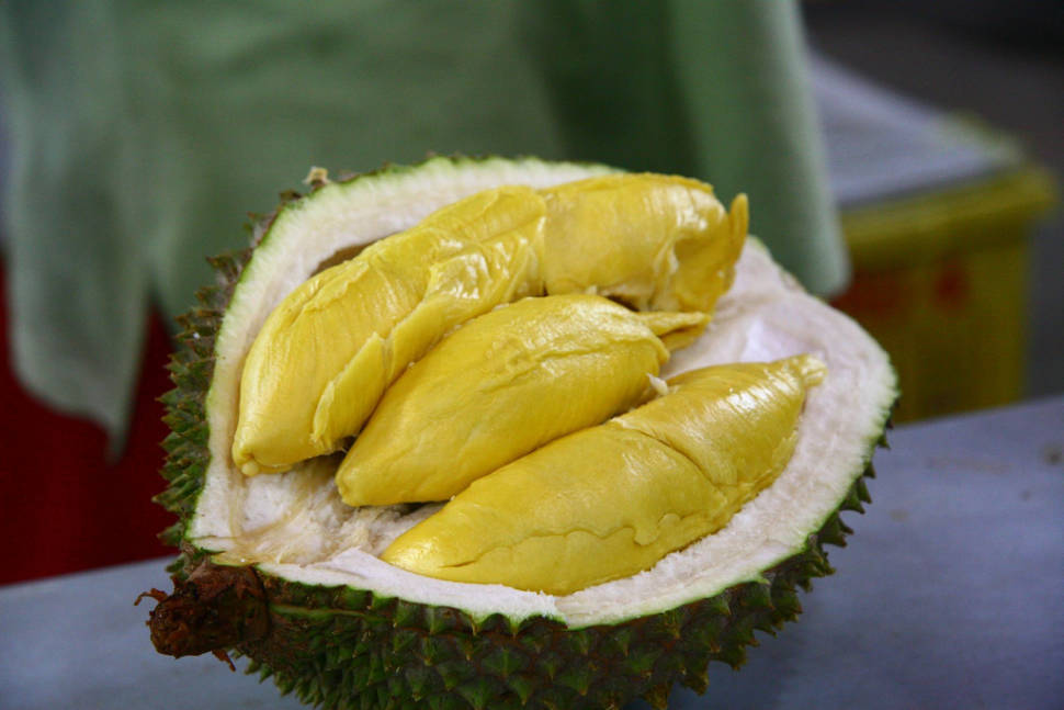 Durian in Singapore - Best Season
