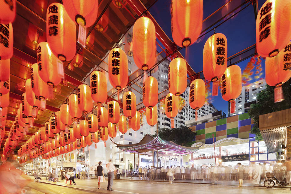 Hungry Ghost Festival in Singapore - Best Season