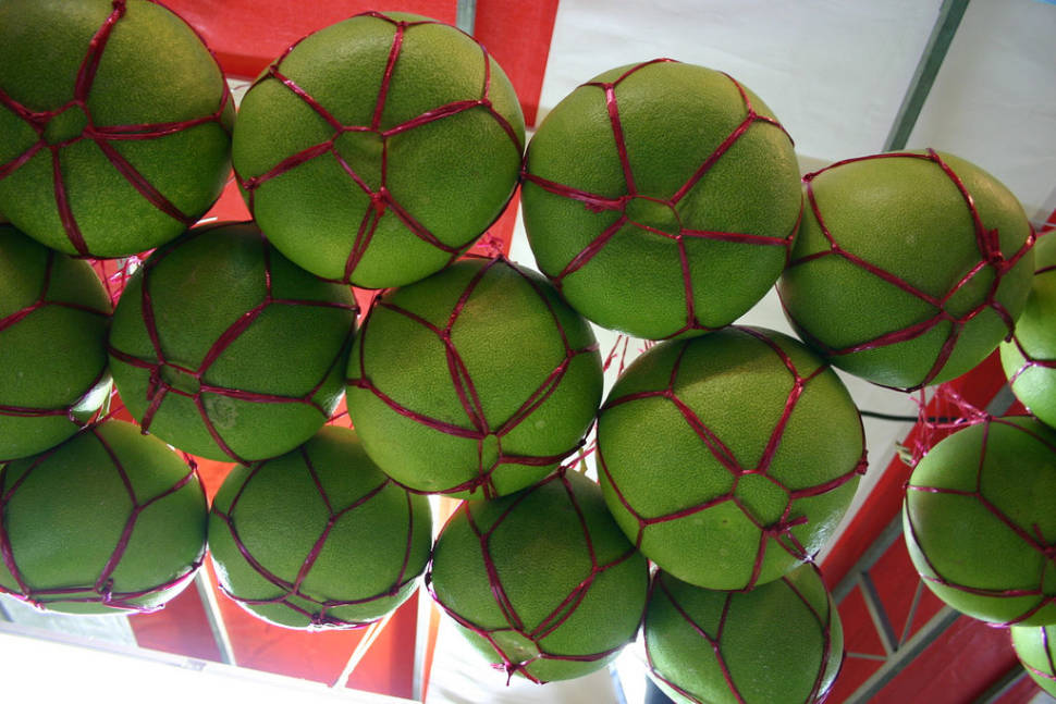 Best time for Pomelo in Singapore
