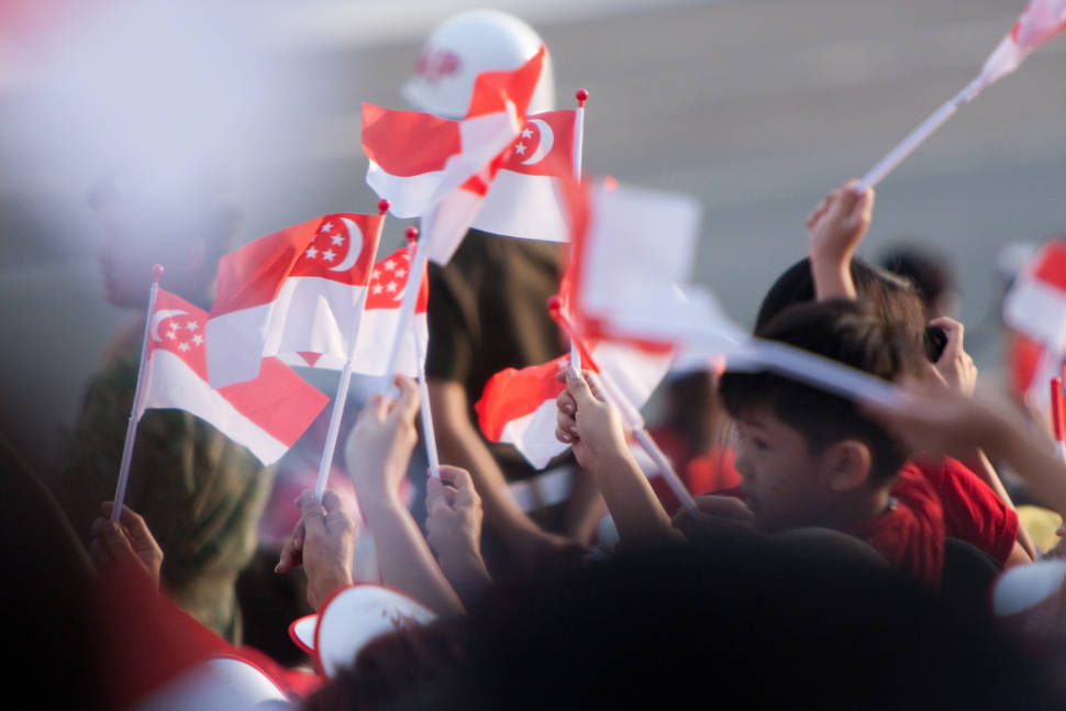Singapore's National Day in Singapore - Best Time