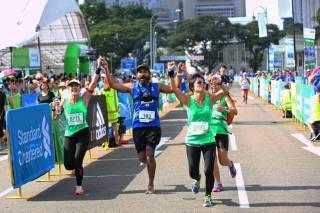 Standard Chartered Marathon Singapore