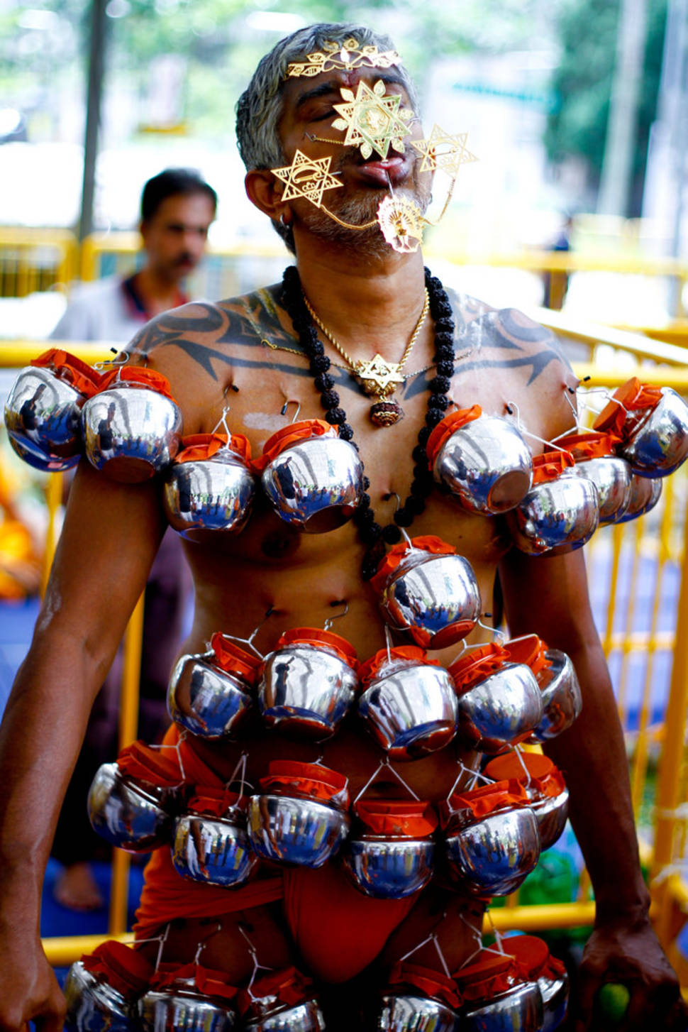 Best time to see Thaipusam in Singapore