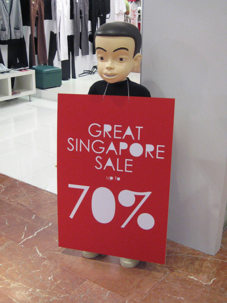 The Great Singapore Sale in Singapore - Best Time