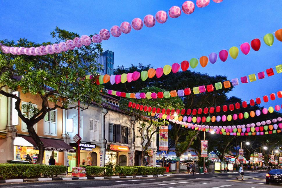 Mid-Autumn Festival in Singapore - Best Season