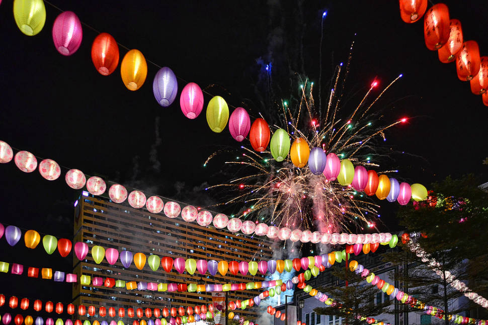 Mid-Autumn Festival in Singapore - Best Time